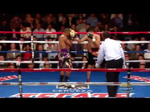 HBO Boxing: Victor Ortiz vs. Nate Campbell Highlights (HBO)