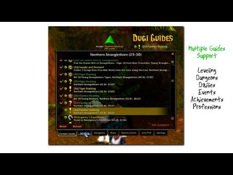 WoW Cataclysm 1-85 Leveling Guide For Alliance Horde | Dugi