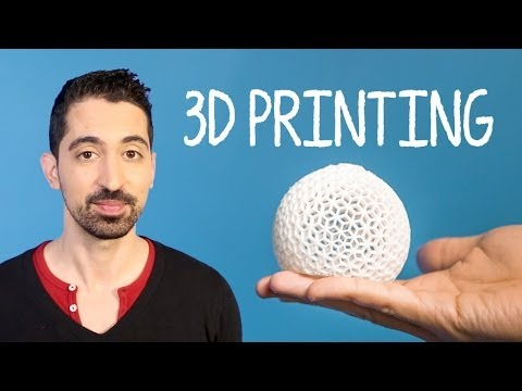 What Is 3D Printing and How Does It Work? | Mashable