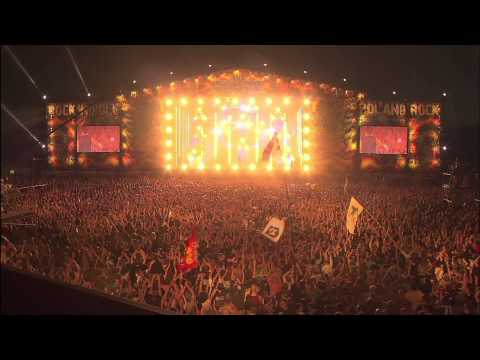Papa Roach - Between Angels And Insects - Live at Poland Woodstock (@paparoach)