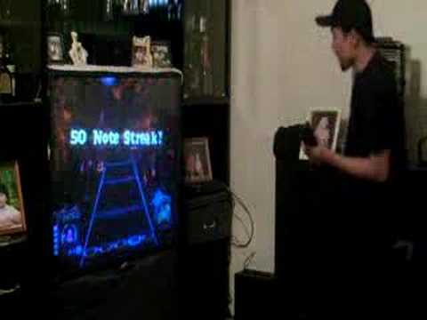 Saksi Ni Jorge (Ray) - Dragonforce Guitar Hero 3 HYPERSPEED