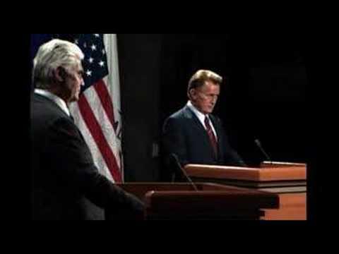 West Wing Presidential Debate