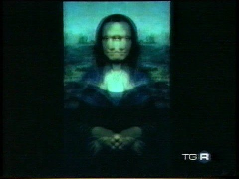TG RAI scoperta Leonardo da Vinci