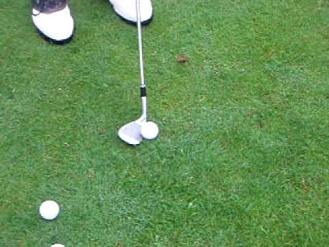 How to Make your Golf Ball Check Up