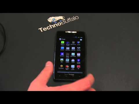 Droid Razr Review - The Best Android Phone?