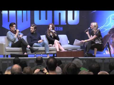 Doctor Who Live Cast Q&A Part 3 - Westfield Stratford City - BBC
