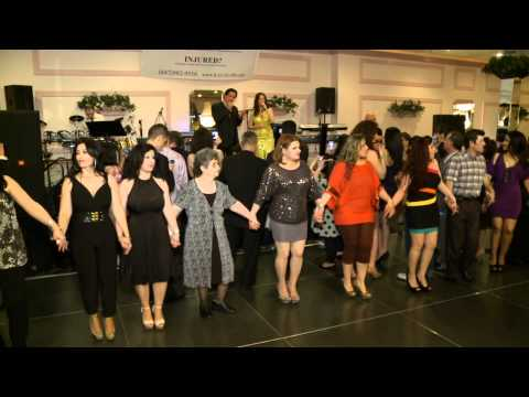 Assyrian Easter Party Chicago Sargon Gabriel 2012 part 1