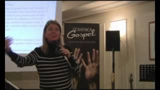 11 Novembre 2012 - Nessuno scappa dall'Amore - Gospel Roma - Pastore Diana Aliotti