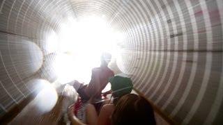 Shooting The Tube