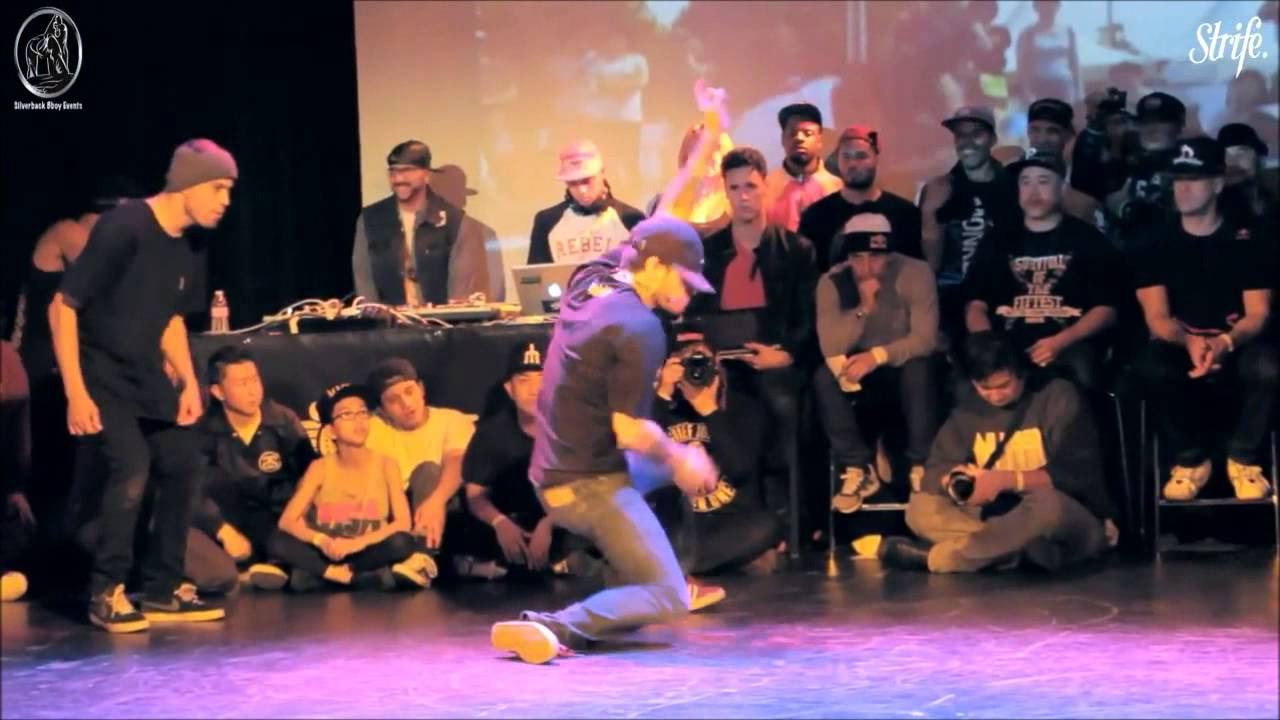 BBOY THESIS 2014 at Silver Back & UDEF _ Massive Monkees Day _