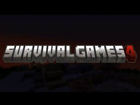 Survival Games 4 - Minecraft PvP Map
