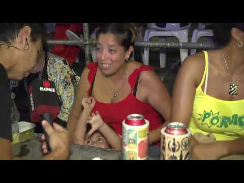 El público en el carnaval de Santa Elena