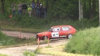 Vido Rallye du Val d'Orain 2013 [HD]