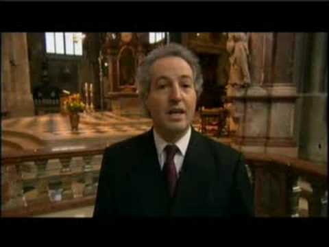Manfred Honeck visits the Stephansdom in Vienna