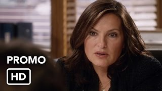 Law and Order SVU - Episode 16.18 - Devastating Story - Promo