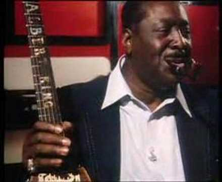 Albert King - As The Years Go Passing By Live Sweden 1980