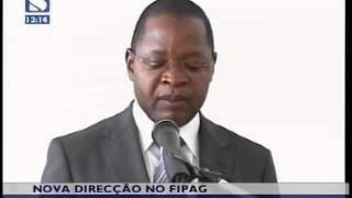 PM empossou ontem novo director-geral do FIPAG