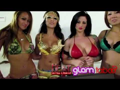Hot Big boobs Club Glam Gogos giveaway free Louis Vuitton purses