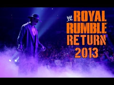 WWE News - Undertaker returning before Royal Rumble 2013