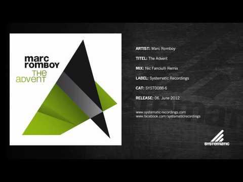 Marc Romboy - The Advent (Nic Fanciulli Remix) - UCgvu8ZPaAUxibwWrKId1uXg