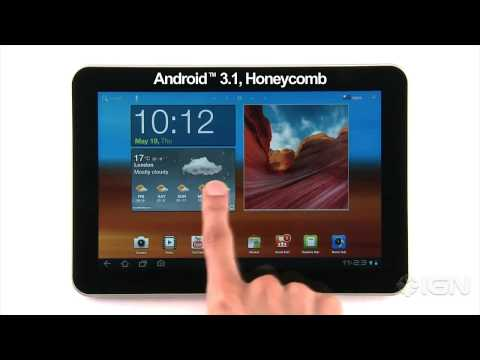IGN Reviews - Samsung Galaxy Tab 10.1 Video Review