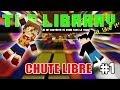 CHUTE LIBRE - Ep.1 - Fanta et Bob dans Minecraft