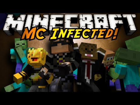 Minecraft Mini-Game : MC-INFECTED!
