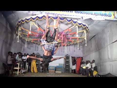 Tamil Village New Adal Padal Dance 2014