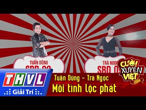 THVL | Cười xuyên Việt 2016 – Tập 5: Mối tình lộc phát – Tuấn Dũng, Trà Ngọc