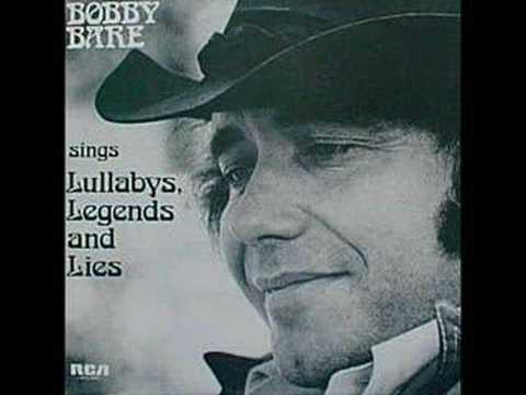 BOBBY BARE THE NUMBERS song pretty funny AINT NO TENS
