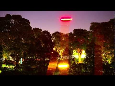 UFO? Time Lapse Photos Outside RC's Woolloomooloo Office (THESE ARE REAL!)