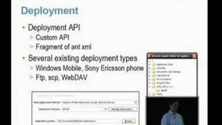 Java ME and the Netbeans Mobility Pack