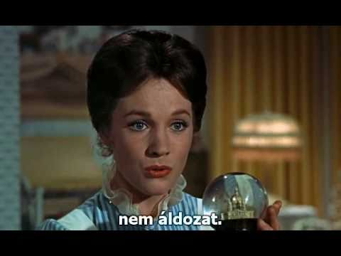 Feed The Birds - Mary Poppins (Julie Andrews) -W68prm4B2hQ