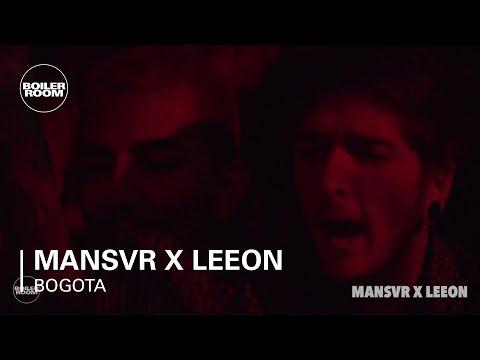 Mansvr x Leeon Boiler Room x Budweiser Bogotá DJ Set - UCGBpxWJr9FNOcFYA5GkKrMg