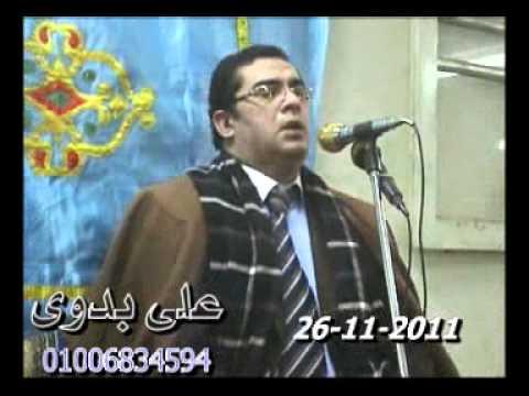 القارئ الشيخ أنور الشحات - سورة النحل 26.11.11_ Anwar Shahat