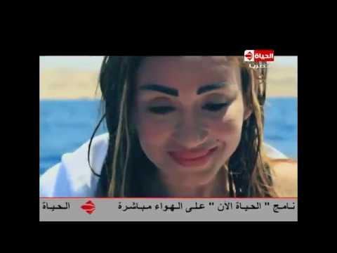 شاهد بالفيديو فؤش في المعسكر - الحلقة الرابعة عشر ( 14 ) ريهام سعيد و ترمى نفسها فى المياه