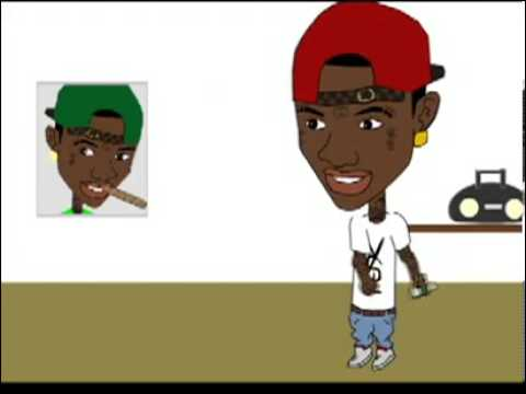 Short Clip Of Crank That Cartoon Made By @honeymelonsodmg