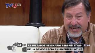 """Raúl España analiza los riesgos de la """"desmocratización"""""""