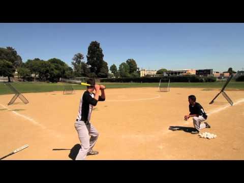 Jak hrát baseball sám se sebou :D