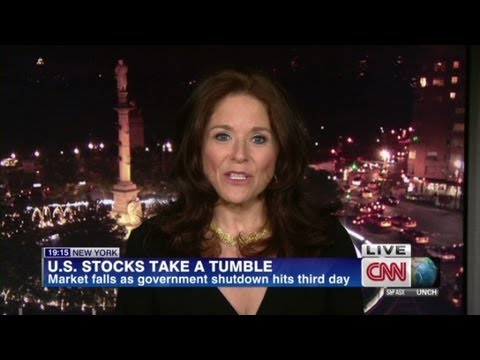 Shutdown, debt ceiling fears gripping the stock market?