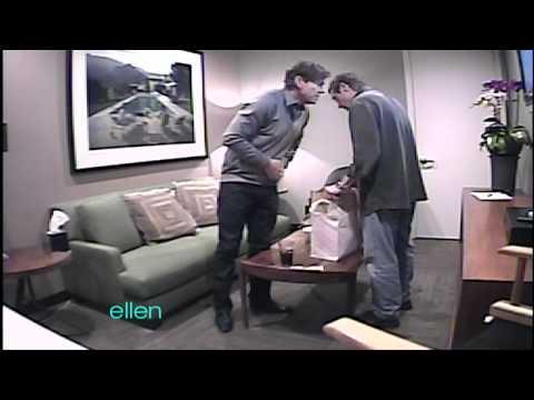 Dennis Quaid Has Some Hidden Camera Fun!