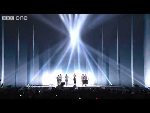 Germany: Taken by a Stranger, Lena - Eurovision Song Contest Final 2011 - BBC One