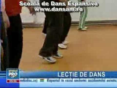 Cursuri de Dans - Scoala de Dans ESPANSIVO www.dansam.ro - vals vienez