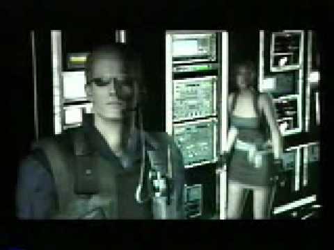 Resident Evil Jill Cutscenes