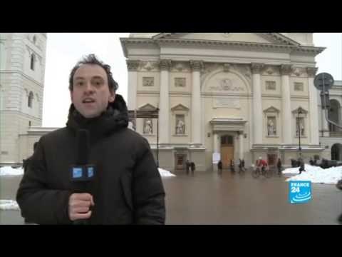 Gulliver Cragg reports from Warsaw on the Pope's resignation