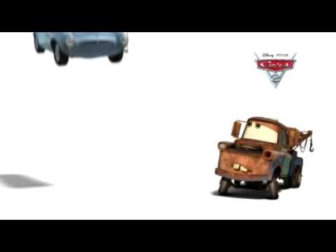 Allsecure en Disney Cars2 bumper