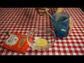 Фрагмент с начала видео Сахарная глазурь (icing), которая не крошится