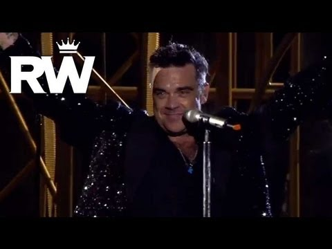 Robbie Williams | 'Come Undone' | Take The Crown Stadium Tour 2013 - Dublin