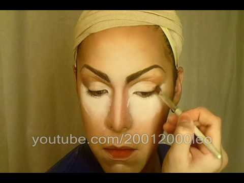 Drag Queen Makeup, FAST Tutorial