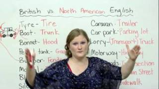 Cars and Driving Vocabulary, British and American English Video Lessons, engvid